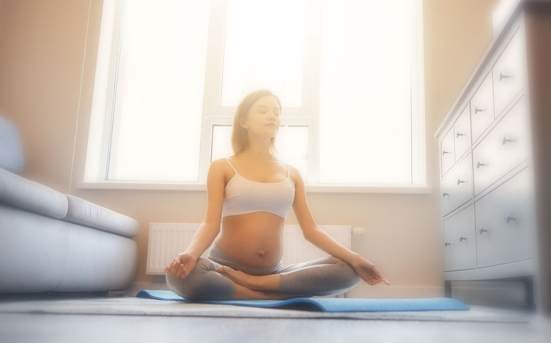 6 ways to stay calm during pregnancy